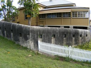 Georges Head Officers Quarters