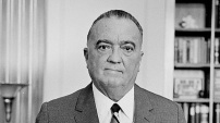J Edgar Hoover FBI